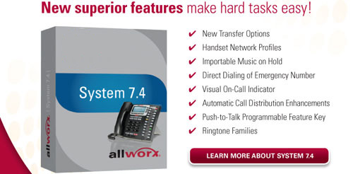 bnworx voip software knoxville allworx partner