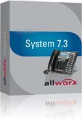 Allworx Business Phone System 7.3 Software Features