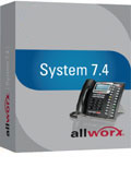 Allworx Business Phone System Software 7.4 Features NEW