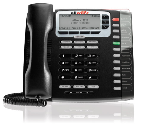 Knoxville Allworx 9212 IP Business Office Phone