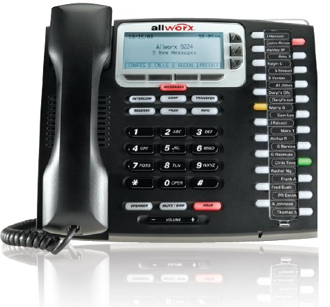 Awesome Bn Worx Voip Knoxville 9224 Ip Office Phone Allworx
